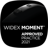 Moment Approved 2021 Logo